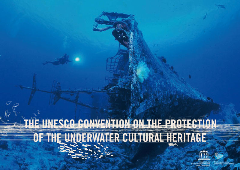 World Heritage General Archive of the Indies and the UNESCO Convention on Protection of Underwater Cultural Heritage
