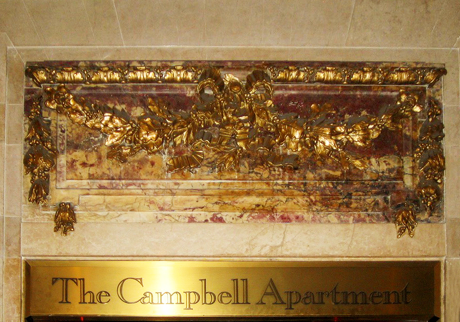 Campbell Apartment in Grand Central