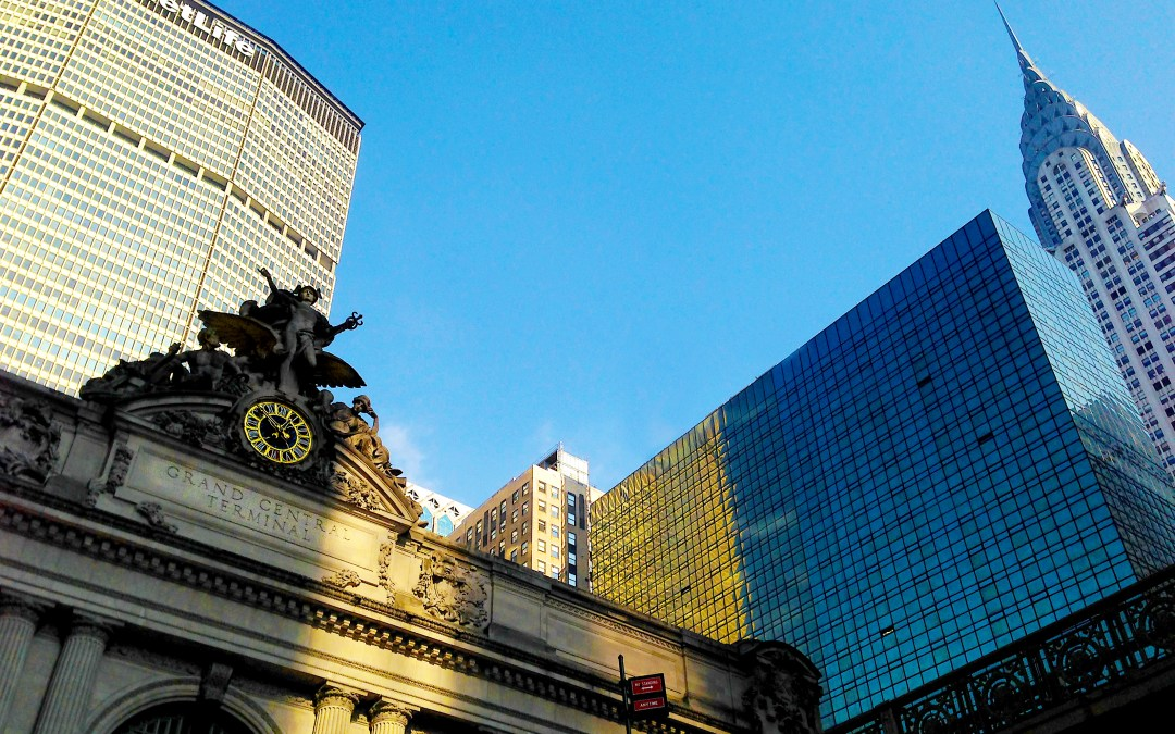 Take a Grand Tour of Grand Central in New York City