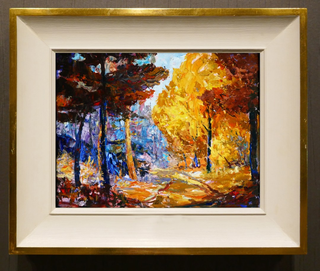 Mary MacGillivray Autumn in Antigonish