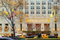 Waldorf Astoria Front Entrance