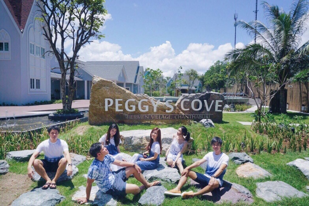 Peggy's Cove in Thailand