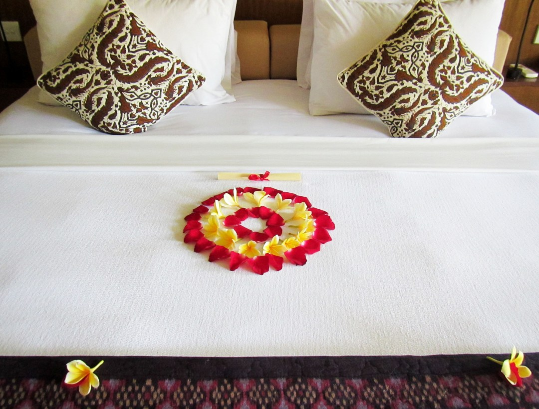 Hotel room in Bali