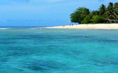 Ganga Island in Sulawesi