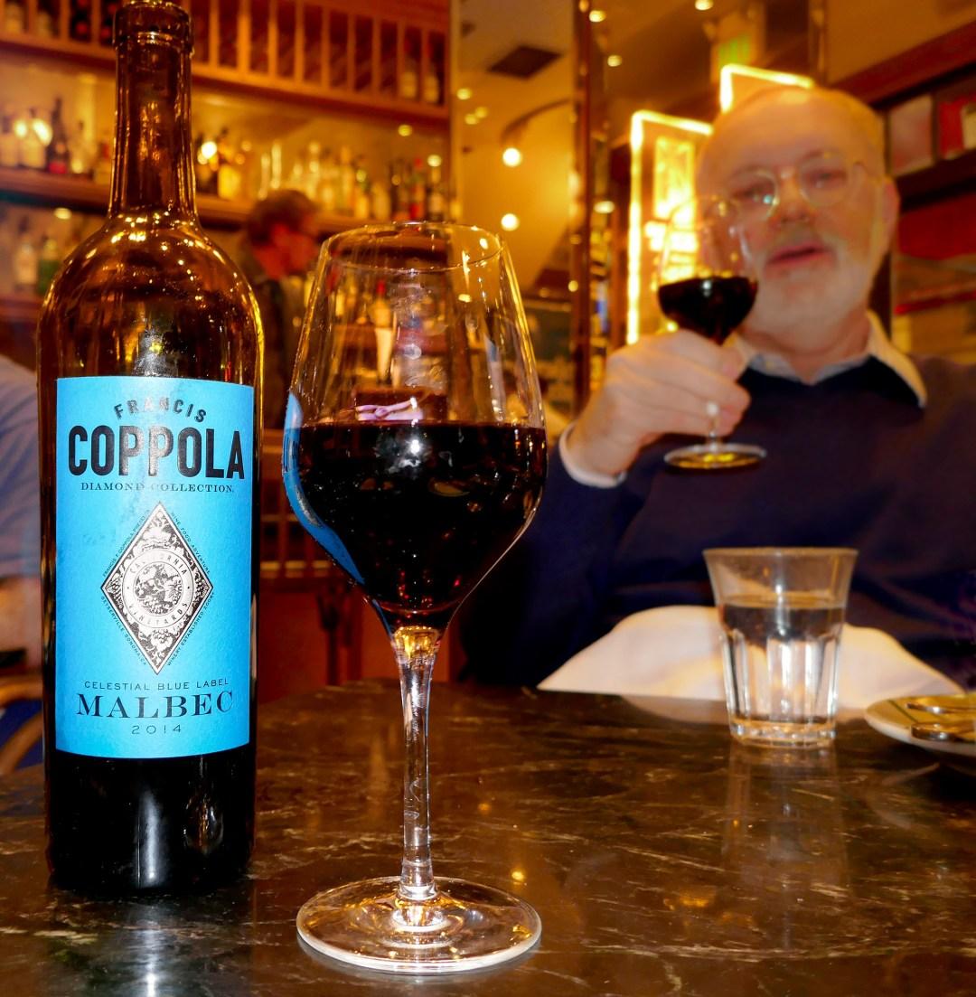 Coppola Restaurant for boomervoice