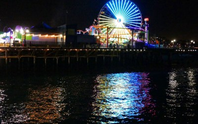 Santa Monica ferris wheel feature image for boomervoice