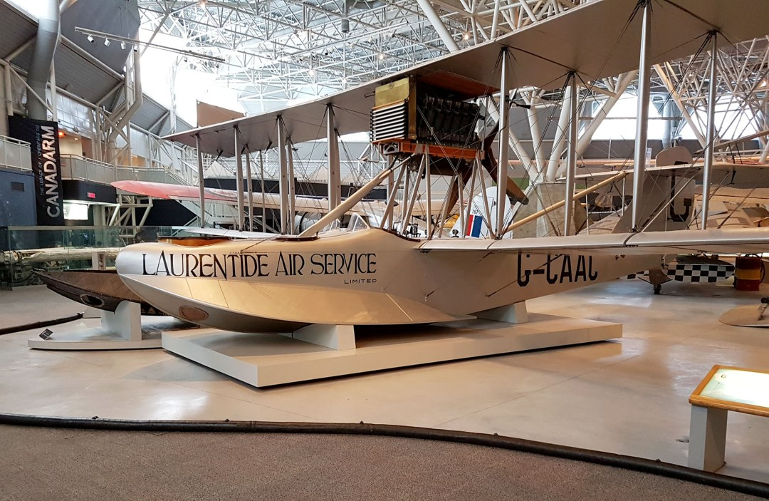 Curtiss HS-2L Laurentide Air Service for boomervoice