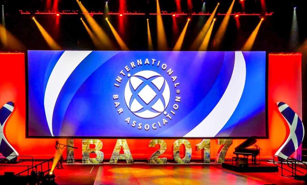 IBA Opening Ceremony at the International Bar Association annual conference in Sydney for boomervoice