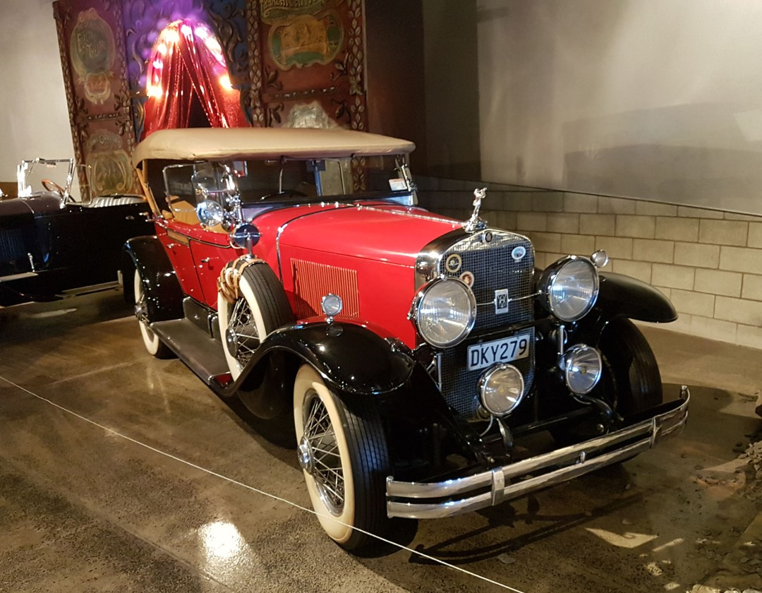 Cadillac 1929 at WOW Classic Cars for boomervoice