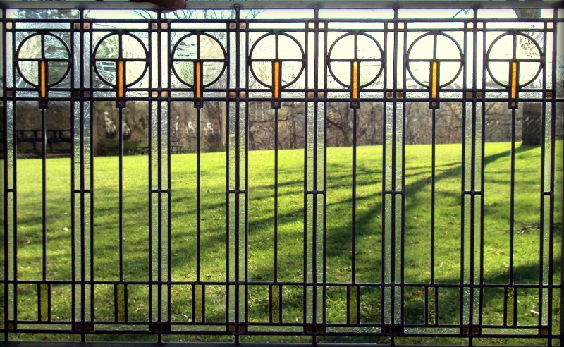 Large Of Leaded Glass Windows
