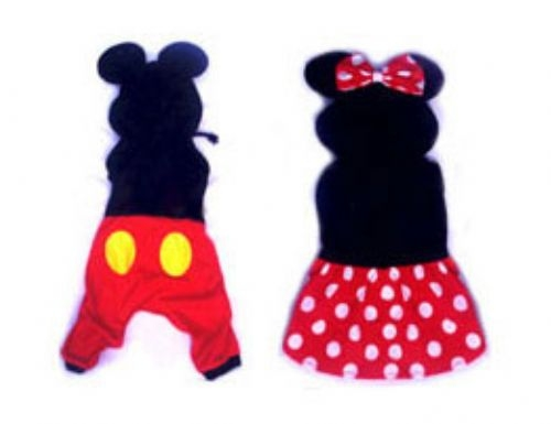 Minnie Mouse Dog Costume : Mickey Mouse Costume For Dogs