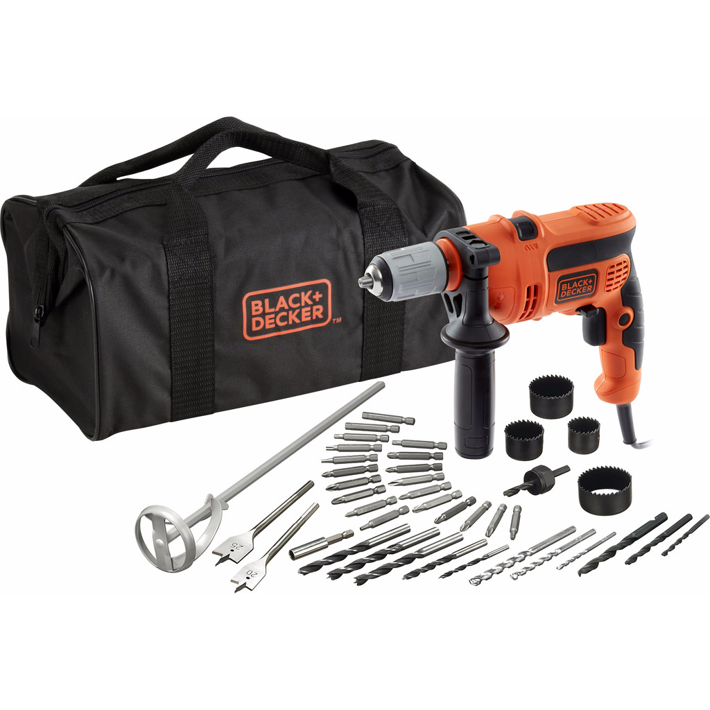 Hitachi Klopboormachine Black & Decker Cd714crew2-qs - Boormachinevergelijken.nl