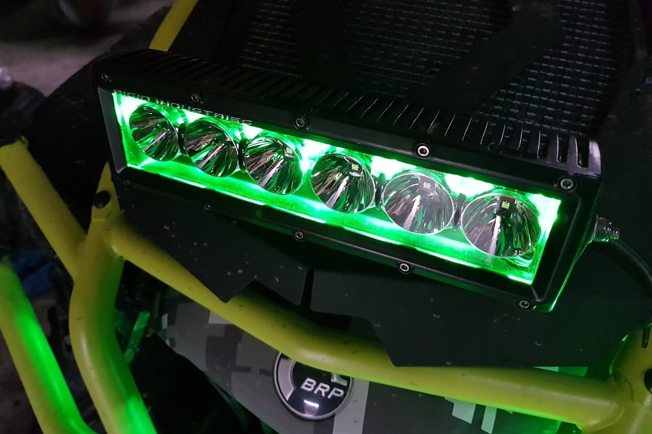 Industrie Led How To Choose The Best Atv Led Light Bar 10 Step Guide