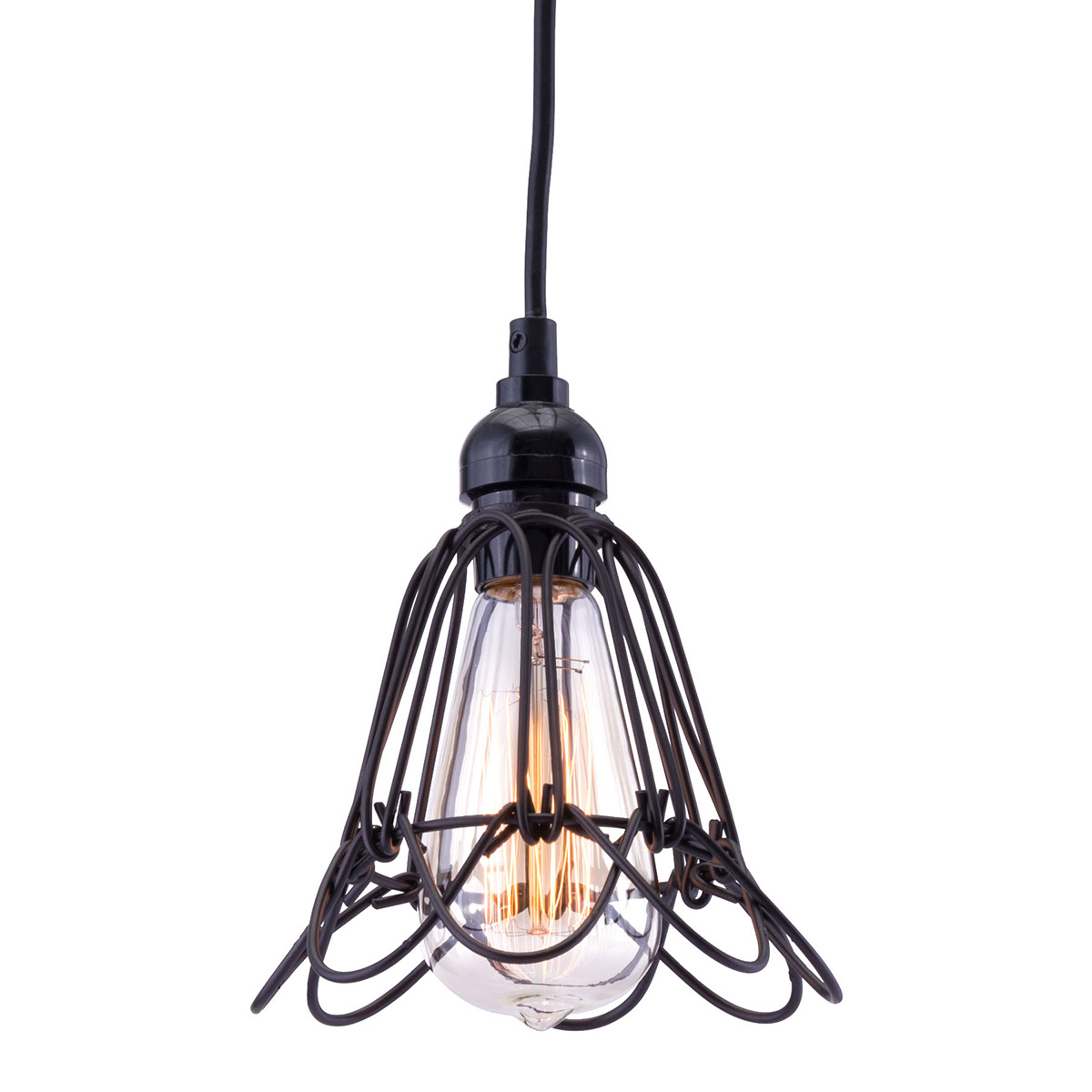 Zuo Modern Lighting Canada Zuo Era Hastings Distressed Black Ceiling Lamp