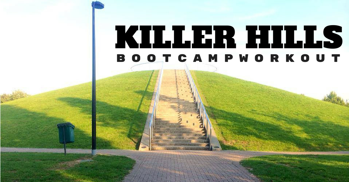 Killer Hills Bootcamp Session