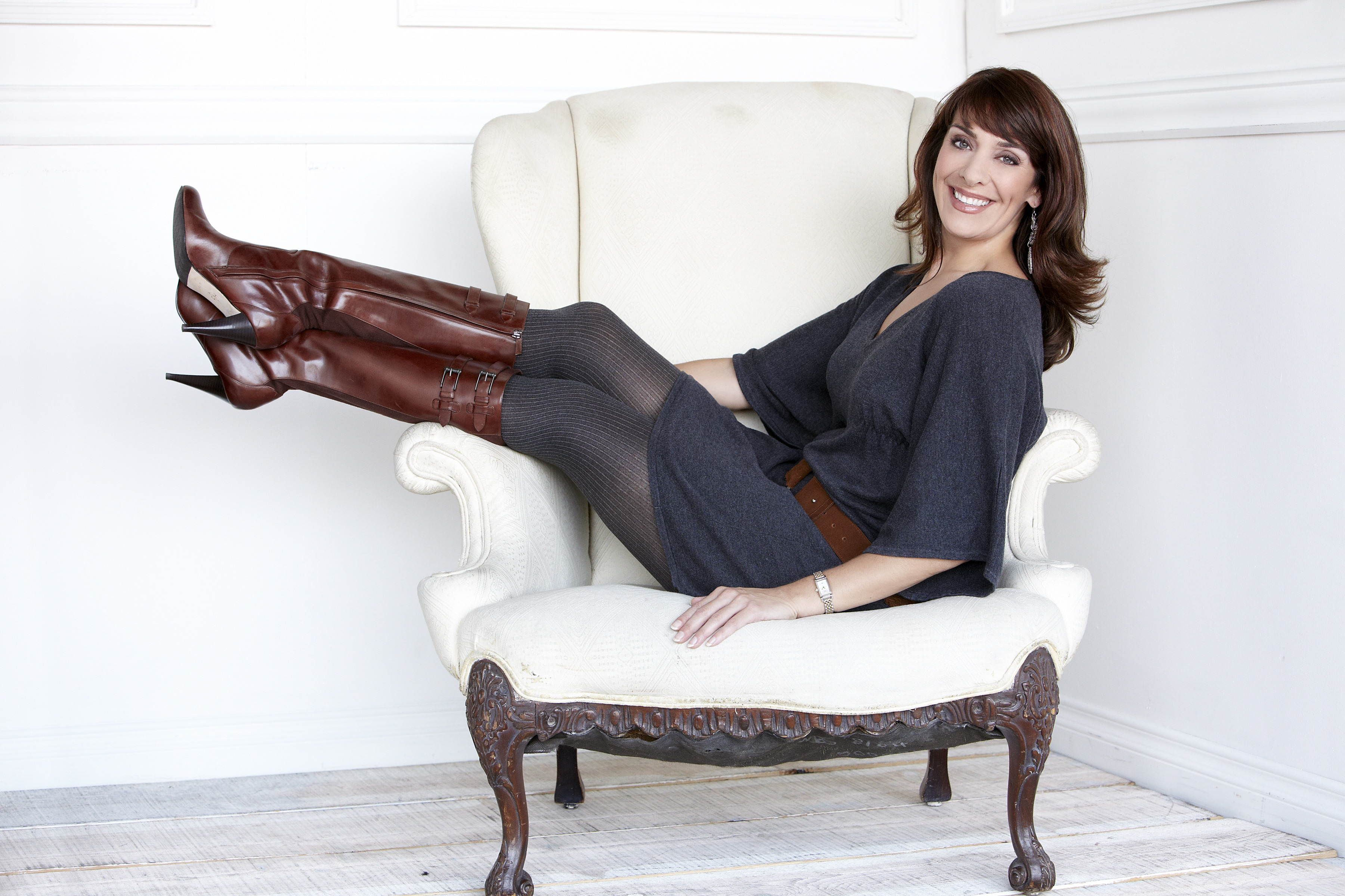 An Interview With Bootights Boots Shoes Fashion