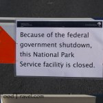 State Parks During a Government Shutdown