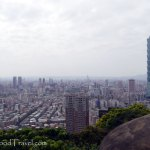 A Crowded View in Taipei