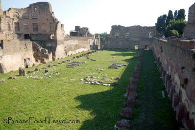 The Hippodrome of Domitian