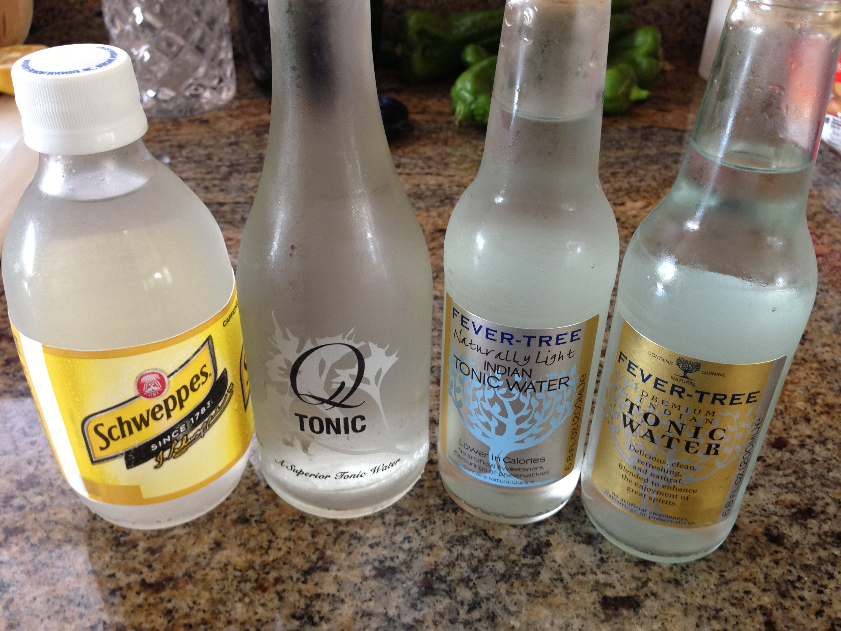 Tonic Kinine Tonics! – A Review | Booze.blog : Home Of The Booze Guru