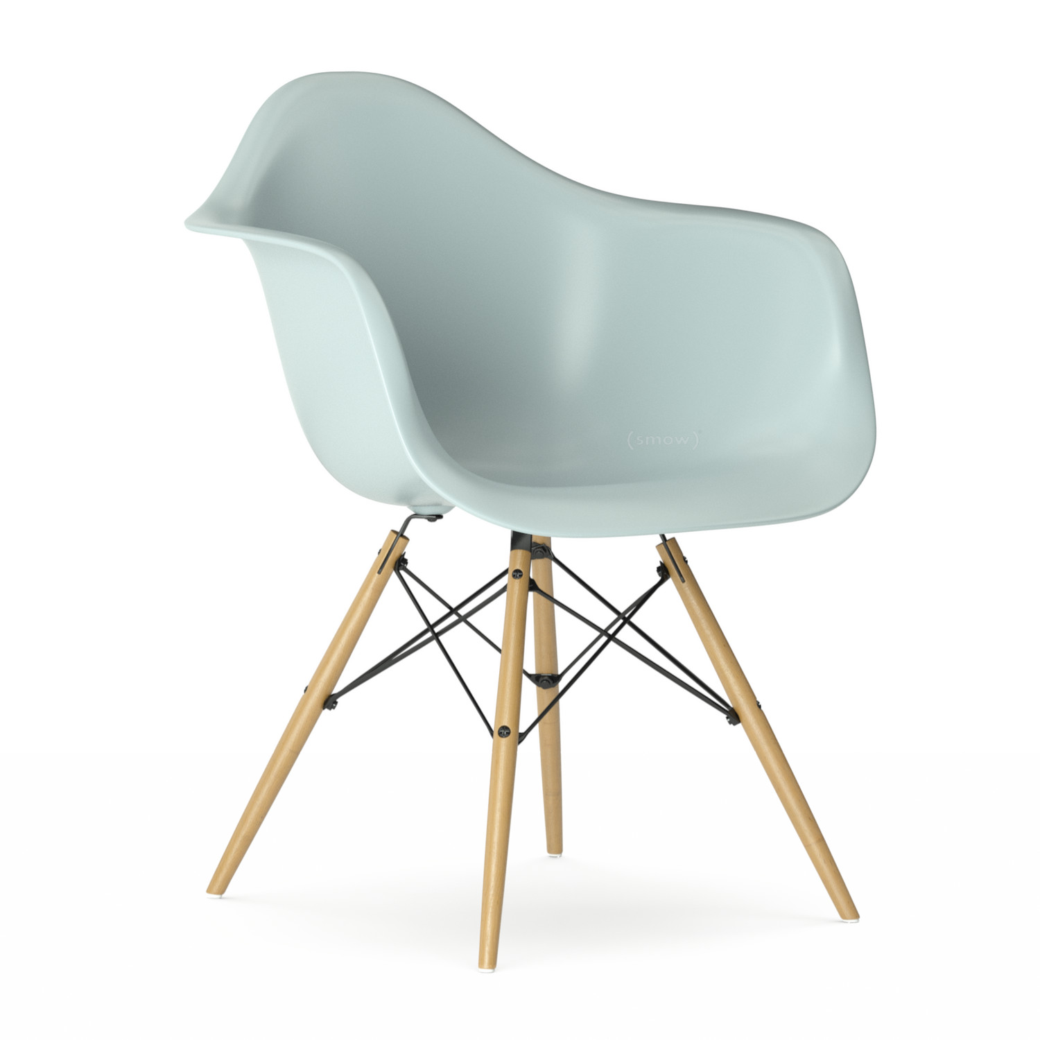 Eames Daw Chair Eames Plastic Armchair Daw Bord Design Furniture