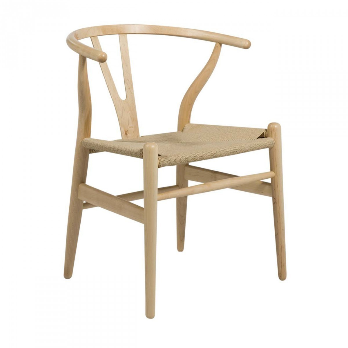 Wishbone Stuhl Wishbone Chair Ch24 Bord Design Furniture