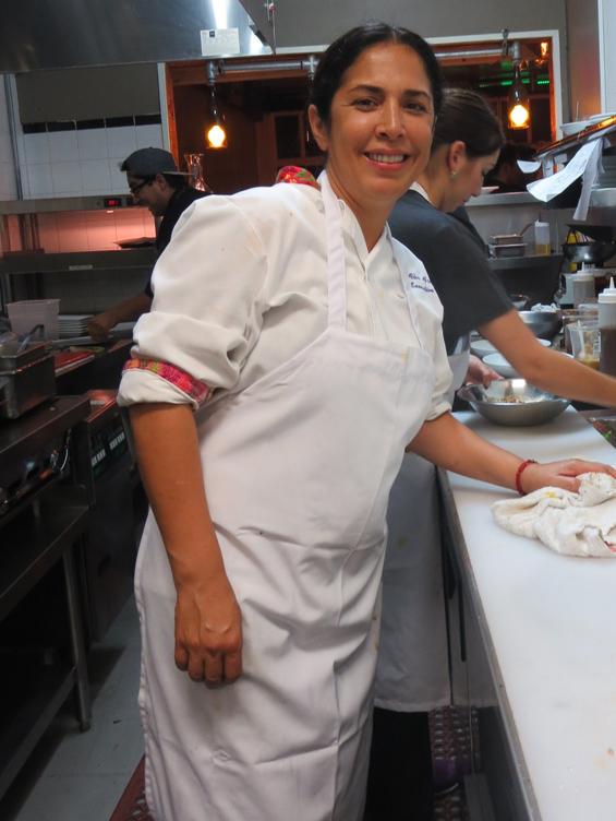 Chef Flor Franco