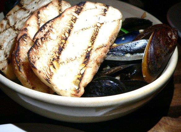 Mussels Adobo