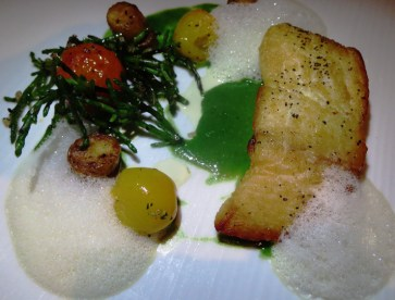 Pan Roasted Alaskan Halibut