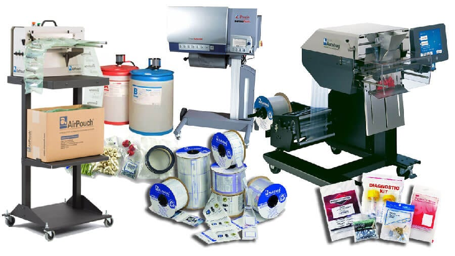 commercial and industrial packaging material