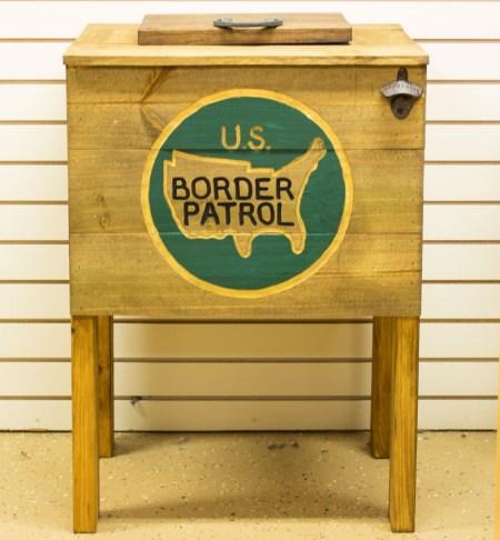 Border Patrol Cooler