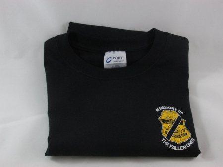 BP Memorial Tee-S - Adult Clothing