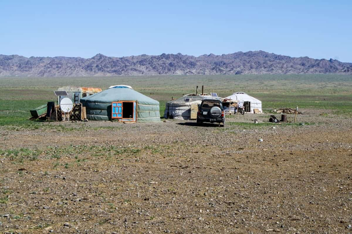 Travelling Mongolia Blog Visiting A Mongolian Ger Understanding The Nomadic Culture