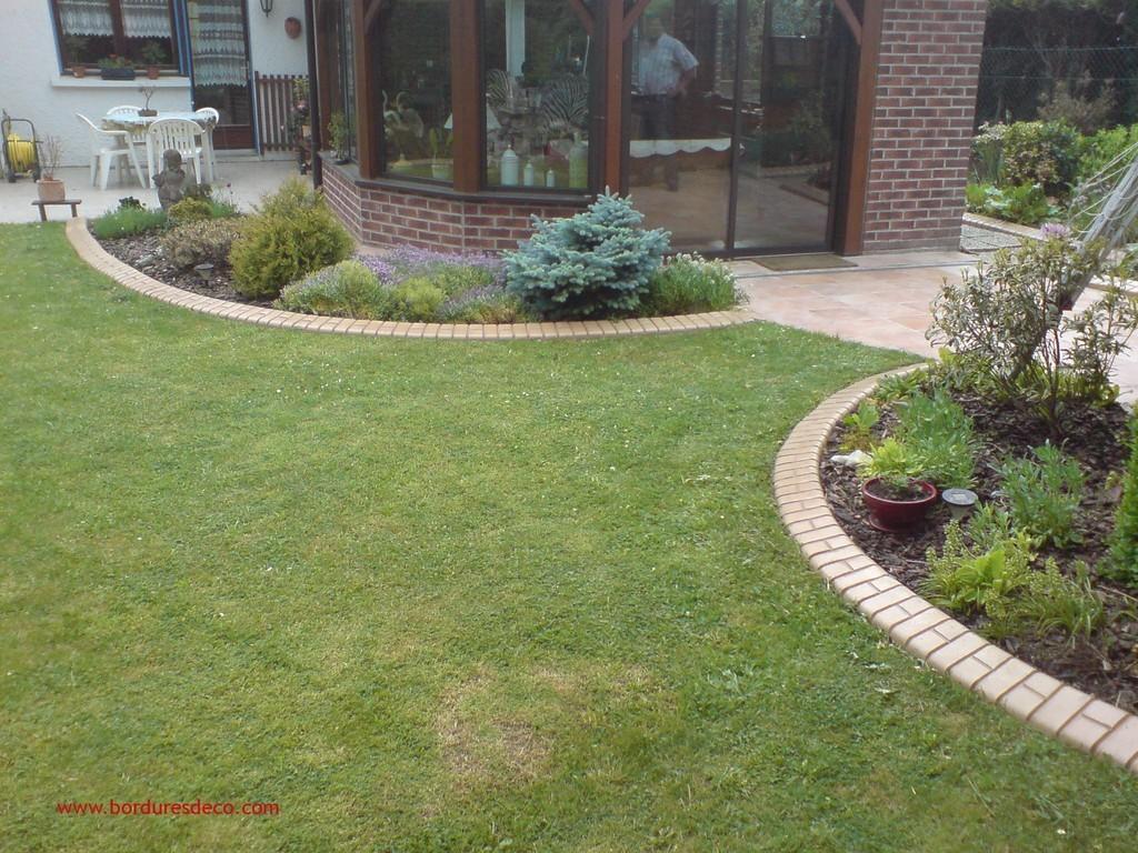 Bordure Jardin Villaverde | Bobine Pour Bg Eb 1035