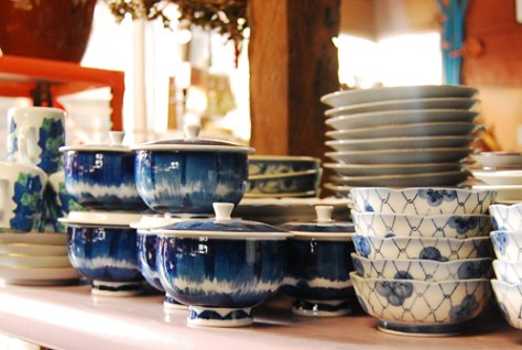 ceramics in all shapes and sizes