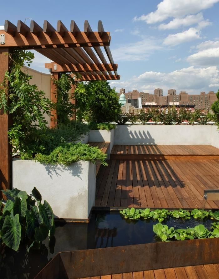 Ideas Para Decorar Una Azotea 20 Rooftop Garden Ideas To Make Your World Better - Page 2