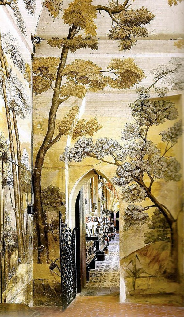 R K Name 3d Wallpaper 40 Elegant Wall Painting Ideas For Your Beloved Home