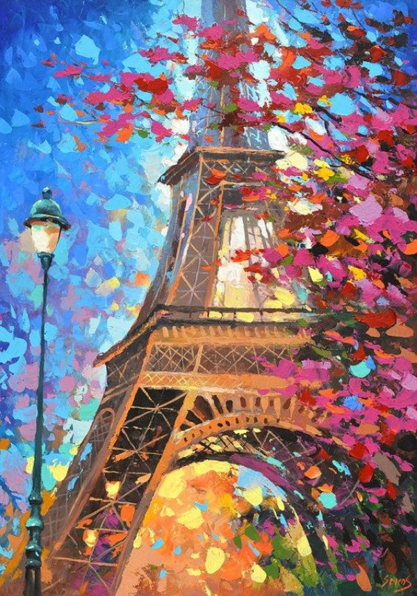 Pinturas Pastel Comprar 60 New Acrylic Painting Ideas To Try In 2018 - Bored Art