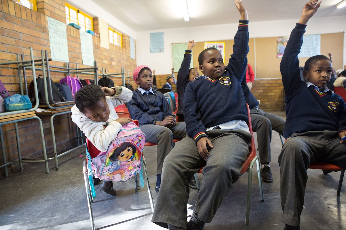 Improving Inclusive Education In South Africa Borgen - Study Online In South Africa