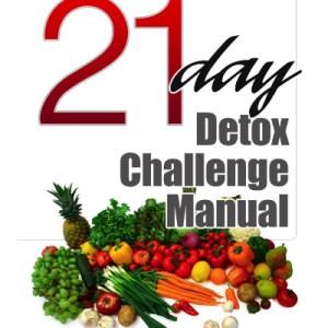 21 day detox challenge