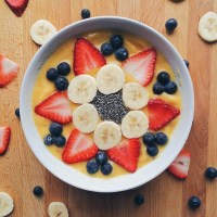 Summer's Kiss Smoothie Bowl