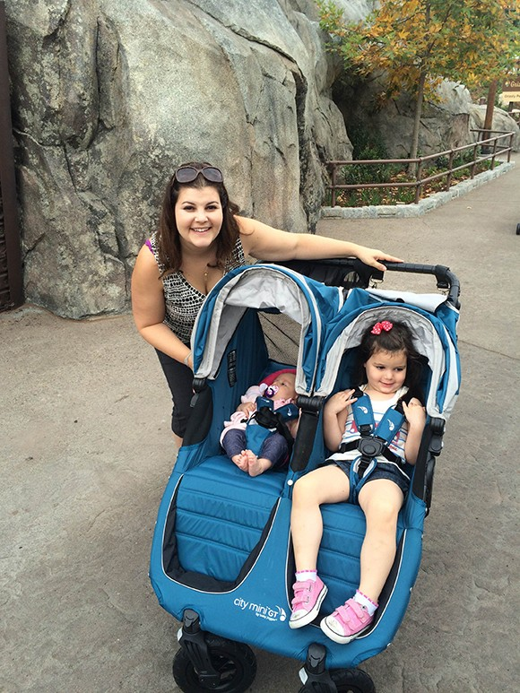 Double Stroller At Disney World Born Friedman » Disneyland Party Of 4 New Improved And