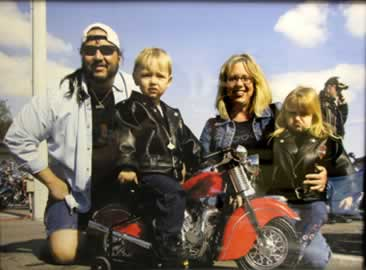 Ron and Family