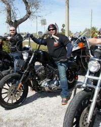 American Legion Riders Black Jack Run 2015-02-22