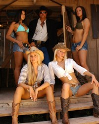Deadwood Photo Shoot