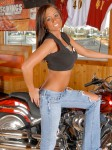 Born To Ride Biker Babe Gallery 3