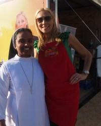 Fran Haasch Food Drive 2014-11-07