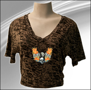 BTR Womens Fashion V-Neck