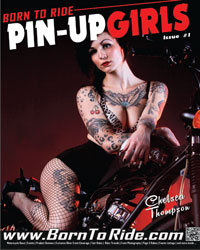 Pin-up Girls Magazine
