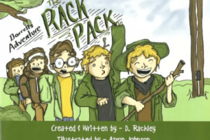 Thomas J. Churchill's Rack Pack is the Goonies Meets Home Alone